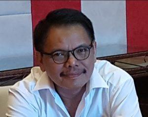 Ketua Bidang Kelautan dan Perikanan Pengurus Pusat Dewan Ekonomi Indonesia Timur (DEIT) Siswaryudi Heru.