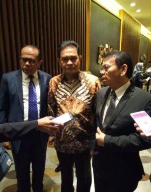Modernisasi Peradilan Indonesia, Gelar Sosialisasi e-court, Mahkamah Agung Gandeng Peradi.
