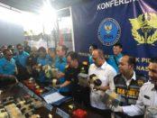 Jaringan Penyeludup Narkoba Malaysia-Batubara Sumut, BNN Tangkap Pelaku Lewat Jalur Laut.