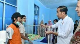 Pak Jokowi Mantap, Presiden Gelar Sidak Jaminan Kesehatan Nasional, Koordinator Advokasi BPJS Watch, Timboel Siregar: Terusin Sidak Dong Pak.