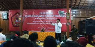 Sekretaris Jenderal Dewan Pimpinan Nasional Ikatan Sarjana Rakyat Indonesia (Sekjen ISRI), Cahyo Gani Saputro: Pembahasan Omnibus Law Mesti Diselaraskan Dengan Kebutuhan Rakyat Indonesia.