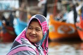 Sekjen Koalisi Rakyat untuk Keadilan Perikanan (Kiara) Susan Herawati: Pengadilan Negeri Jakarta Utara Telah Bebaskan Nelayan, Kini, Seluruh Ijin Reklamasi Harus Dicabut.