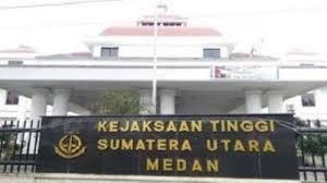 Kejaksaan Tinggi Sumut Gelar Sinergi Penyelamatan Aset Negara Bersama KPK. – Foto: Kantor Kejaksaan Tinggi Sumatera Utara (Kejatisu) di Medan. (Net)
