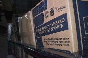 Dugaan Penyimpangan Bansos DKI, Hampir Dua Bulan Dirut Perumda Pasar Jaya Tak Kunjung Dipanggil DPRD. – Foto: Bansos DKI.(Net)