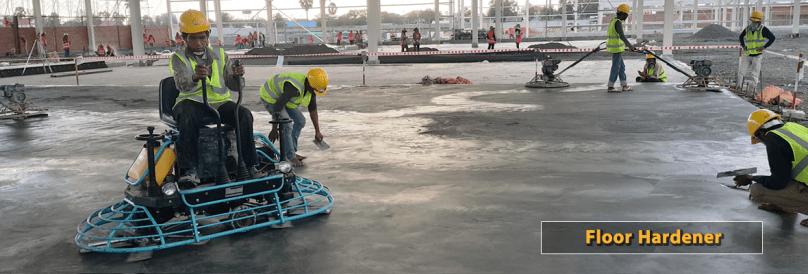 Jasa Borongan Floor Hardener Murah
