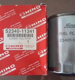 hino fuel filter location [ 4128 x 2322 Pixel ]
