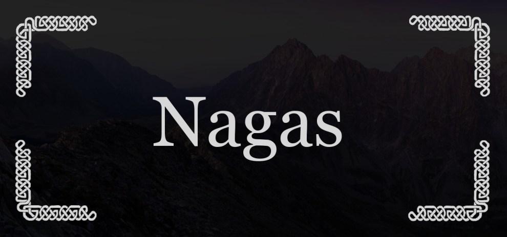 Nagas – Die richtigen Waffen