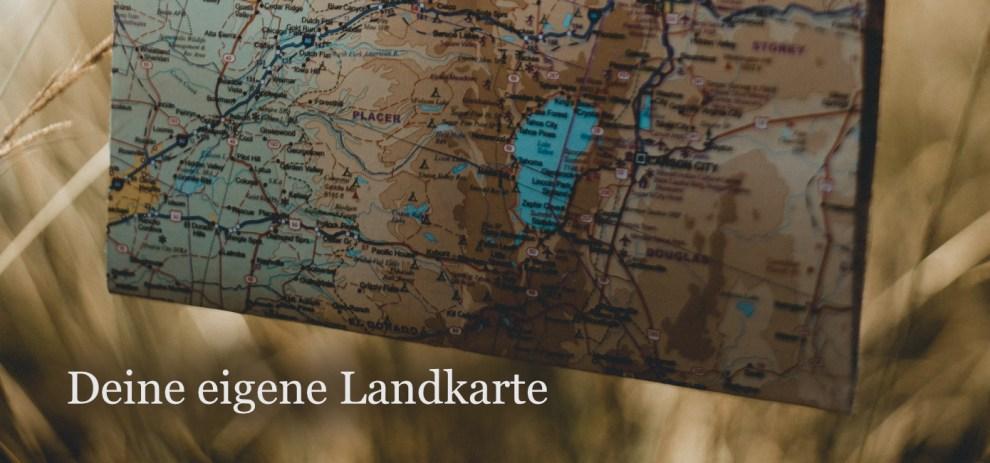 [Worldbuilding] Eine Landkarte für deine Welt (Teil 1)