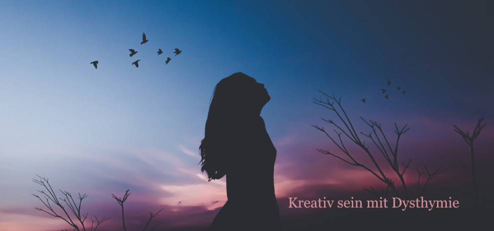 Das Schreiben und die Psyche – Kreativ sein mit Dysthymie