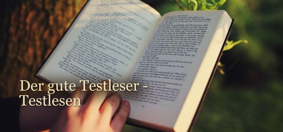 Der Testleser [Teil 3/3] – Testlesen an einem Beispiel