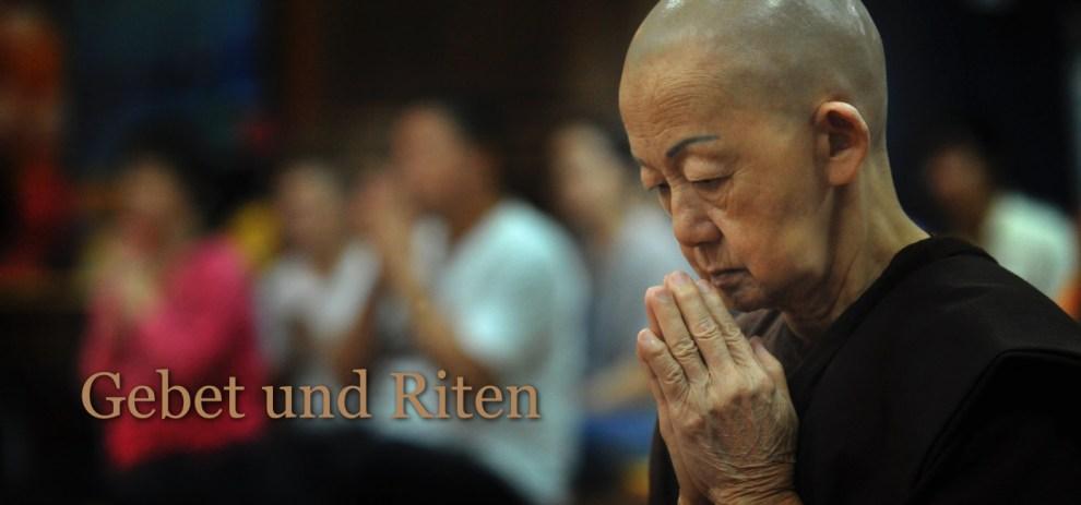 [Worldbuilding] Religion – Gebet, Riten und Gebetsstätte