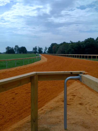 The Convergence: Berkley Farm training track