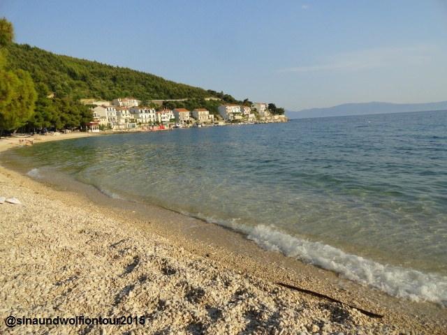Strand Drvenik