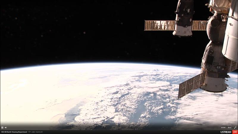 Στιγμιότυπο από το Ustream