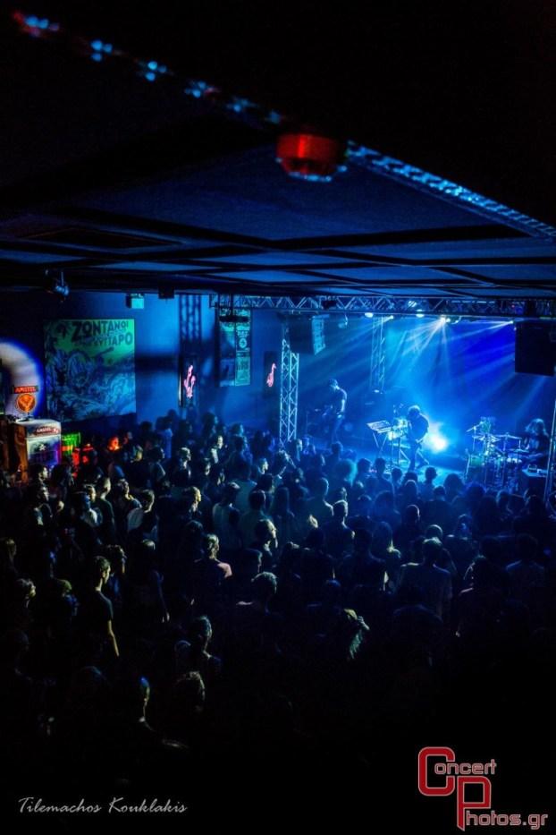 The Soft Moon @ Kyttaro | 11.09.2015 | ConcertPhotosGR | Tilemachos Kouklakis©