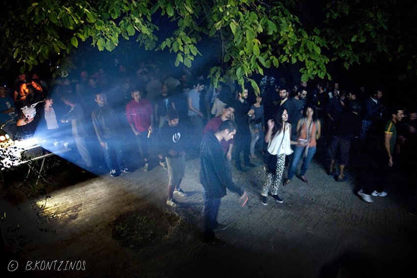 LAMPATERIA Festival | Music Stage 'peek'