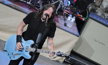 Foo Fighters - Landmarks Live In Concert - Ηρώδειο - Photos by Chris Kissadjekian / www.livephotographs.com