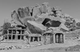 #Día 20 - Templos y rocas en Hampi