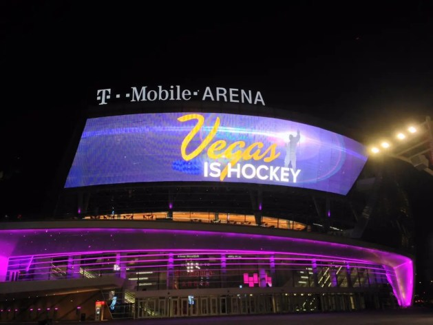 Vegas Is Hockey