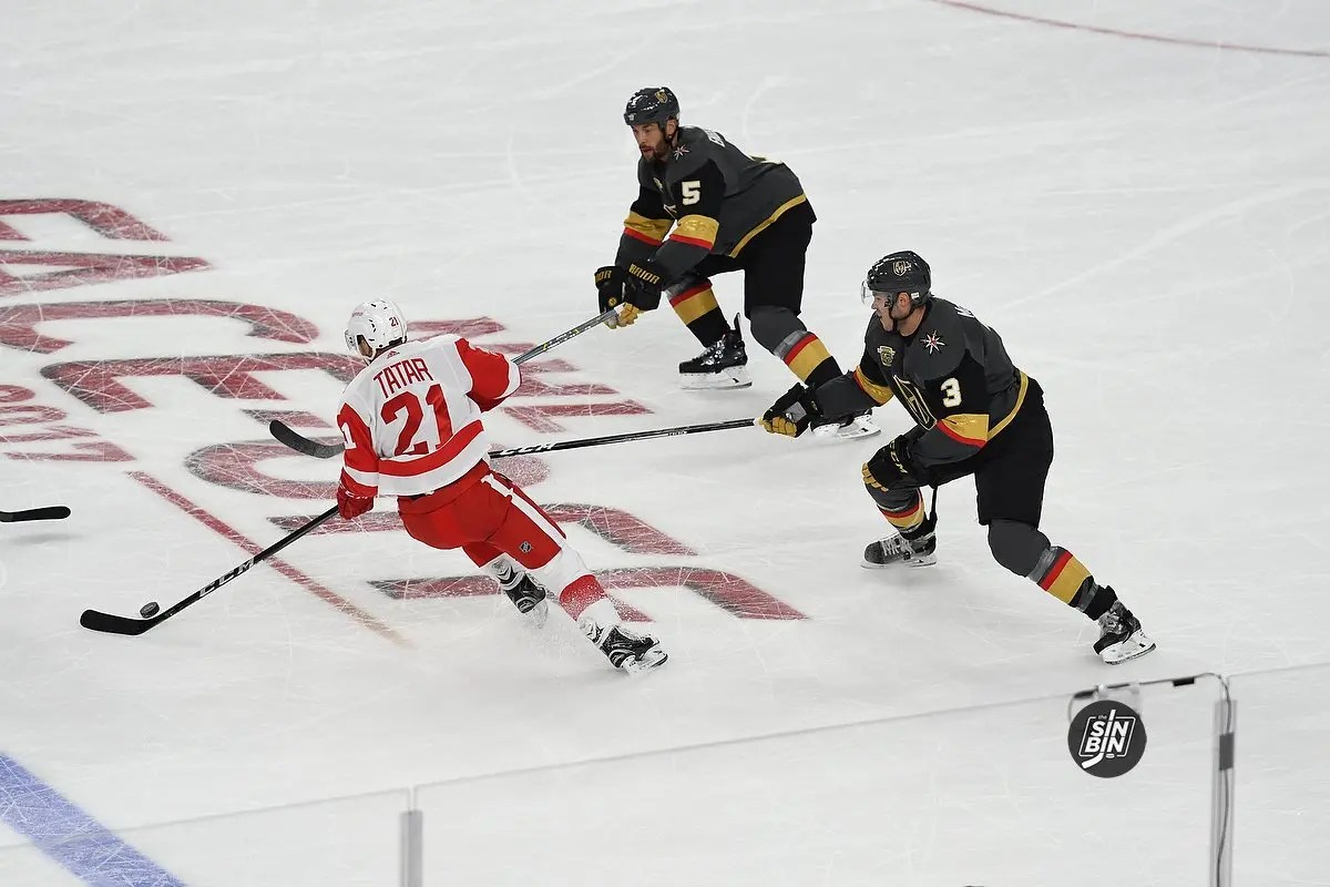 Vegas Golden Knights acquire Tomas Tatar at trade deadline