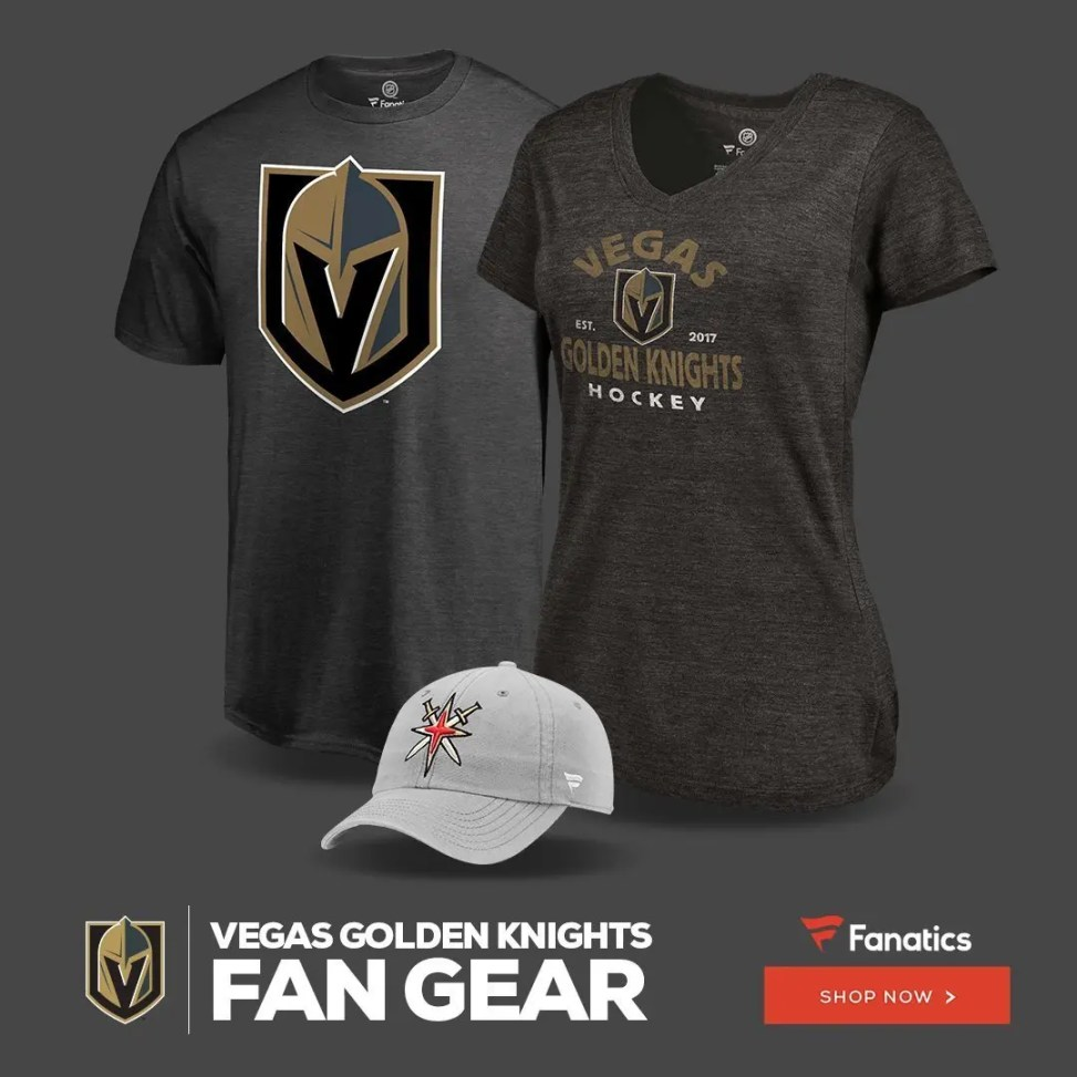 bd3c34a4 Support SinBin; Use Our Link To Buy Your Vegas Golden Knights Gear