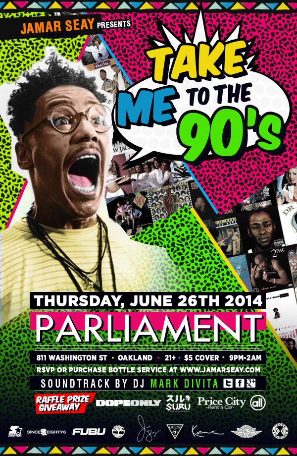 ToThe90s @ Parliament