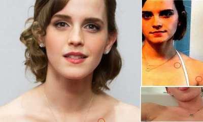 Emma Watson. FOTO: Especial