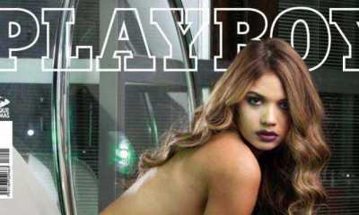 Maritzabel Freitas / Playboy