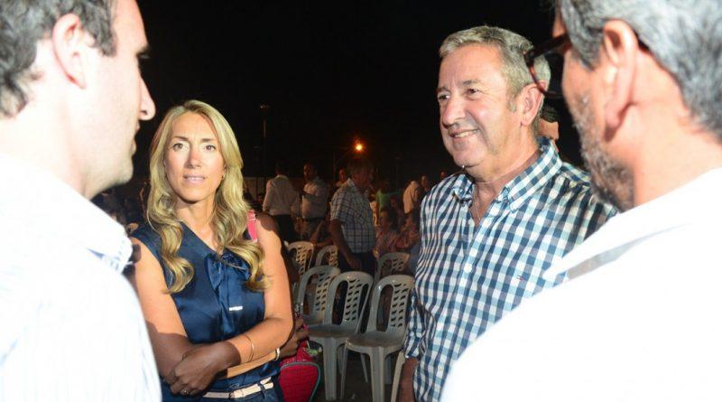 RENUNCIÓ NATALIA OBON, LA NOVIA DE JULIO COBOS, LUEGO DEL ESCÁNDALO