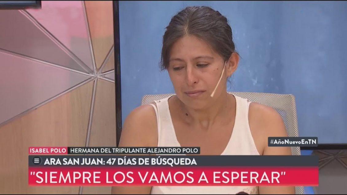 [VIDEO] APARECIÓ EL ARA SAN JUAN: LAS DUDAS DE LOS FAMILIARES