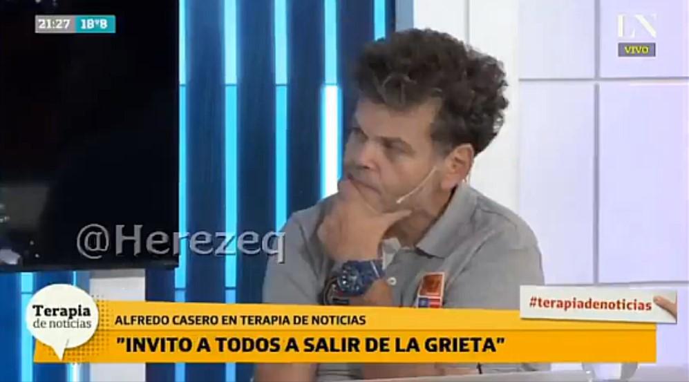 [VIDEO] ALFREDO CASERO RESPONSABILIZÓ A LOS GREMIOS POR LOS CIERRES DE LAS PYMES