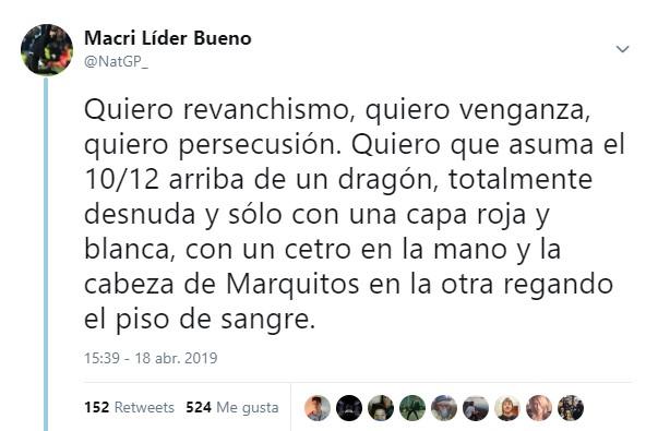 Macri Lider Bueno 1