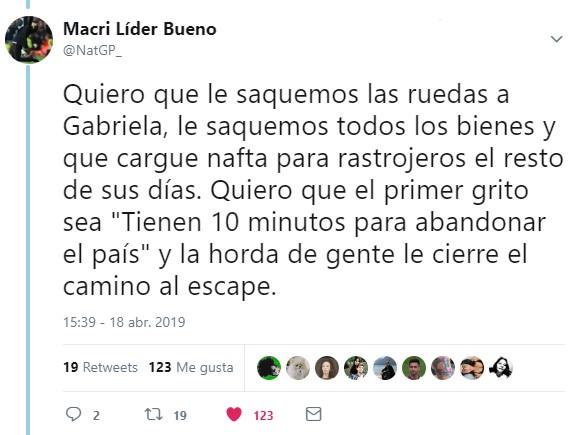 Macri Lider Bueno 7