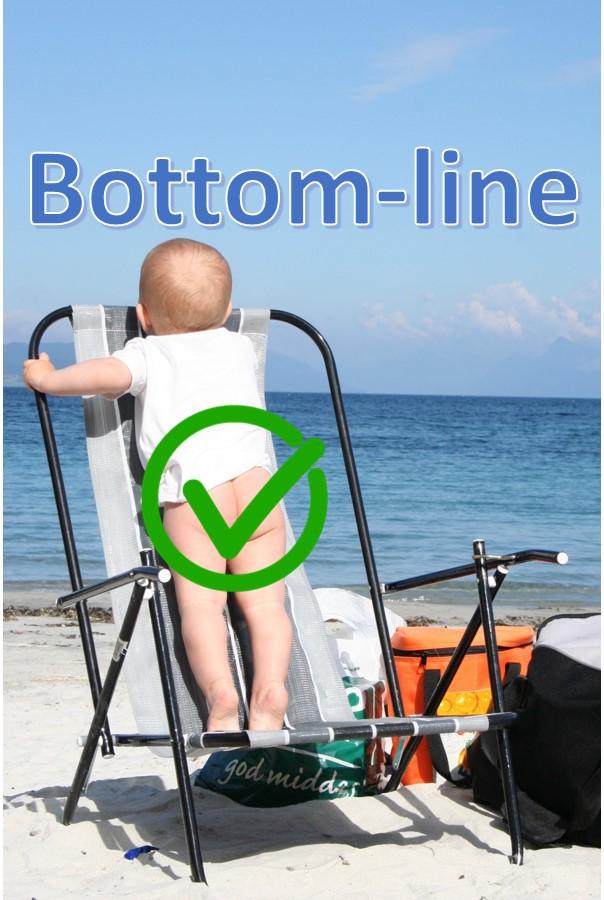 God's Bottom-Line