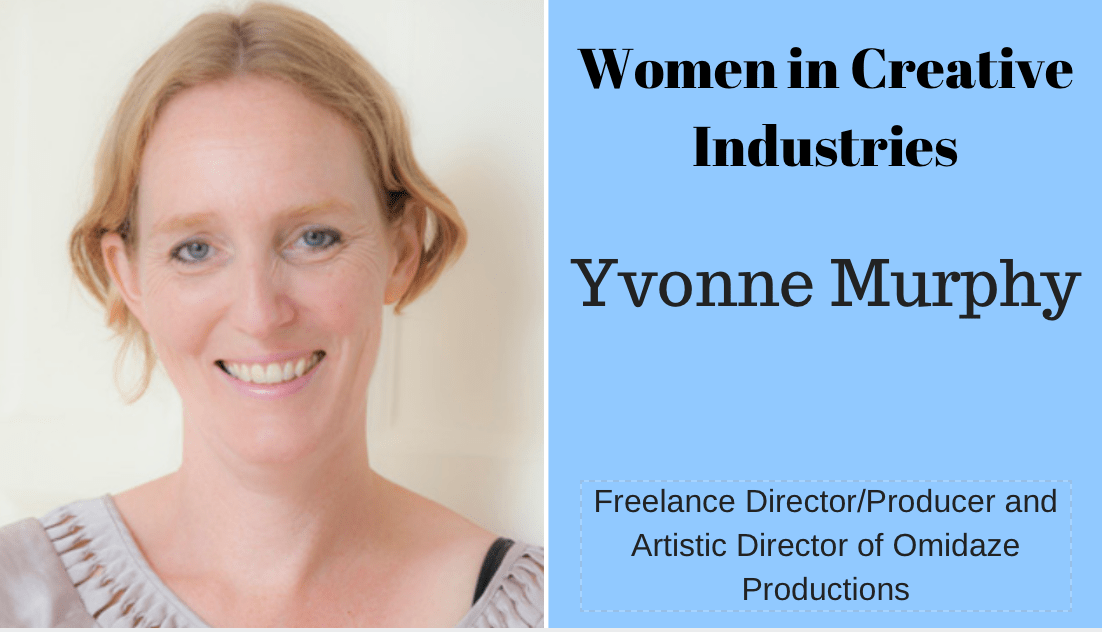 Yvonne Murphy Interview- Women in the Creative Industries, SincerelyAmy