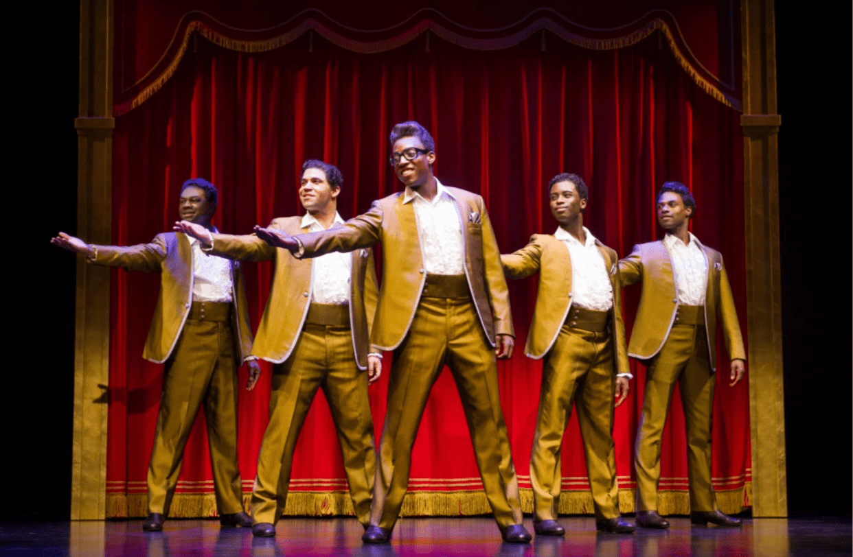 Motown the Musical review Sincerely, Amy