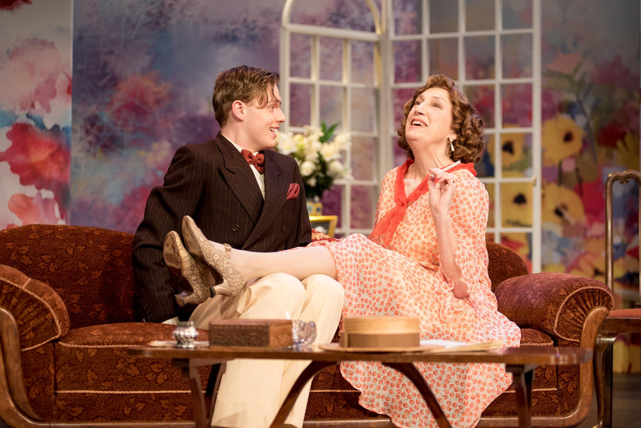 Hay Fever at the Crescent Theatre in Birmingham, Review by Amy Stutz