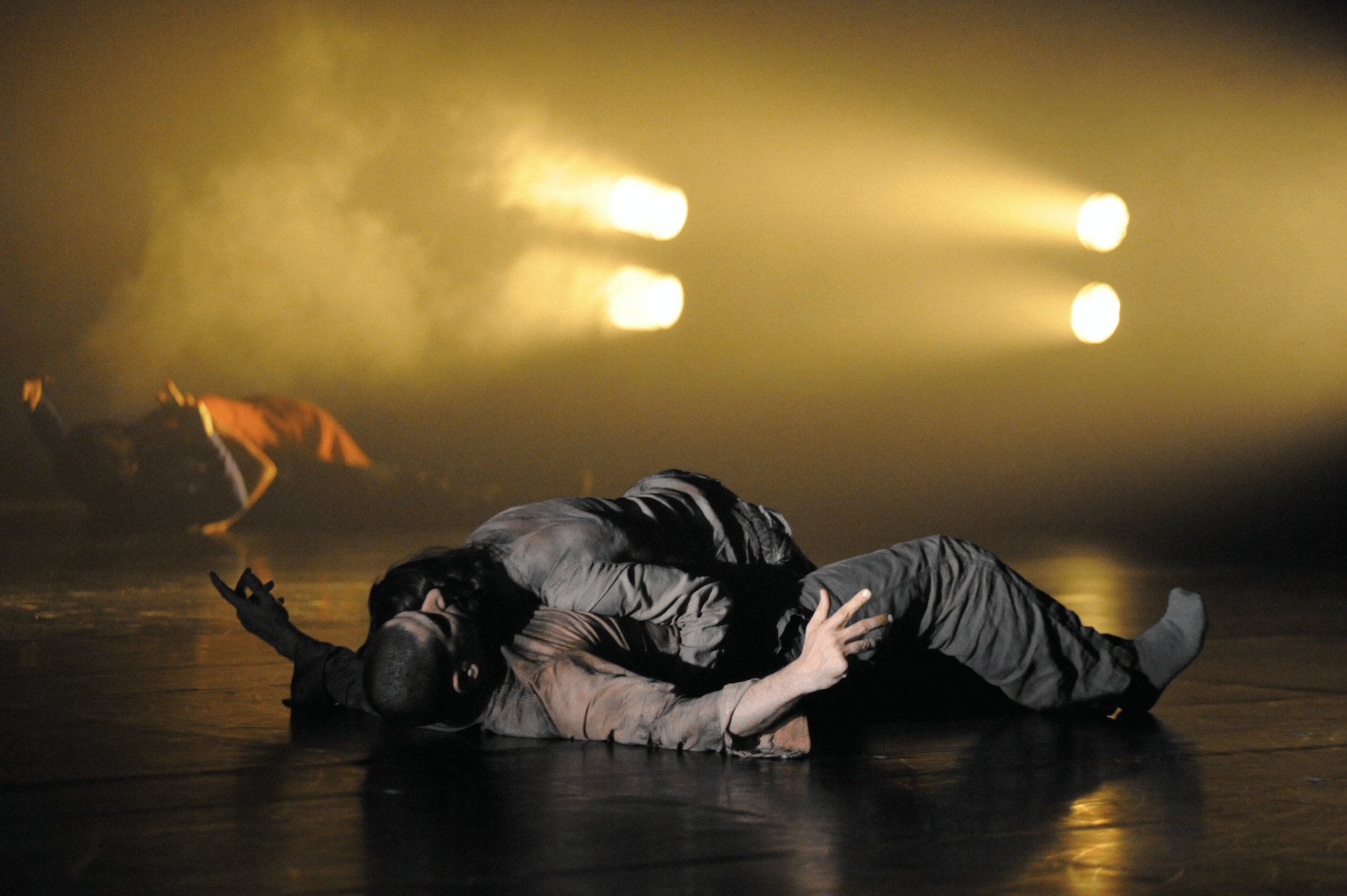 Hofesh Shechter Political Mother