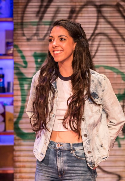 Gabriela Garcia as Nina In The Heights