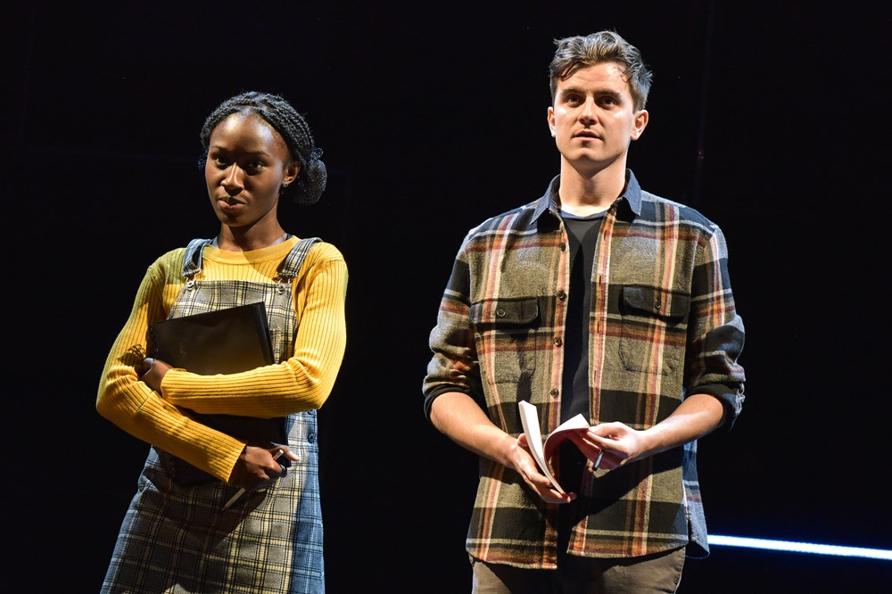 Noughts and Crosses UK Tour, Sephy and Callum