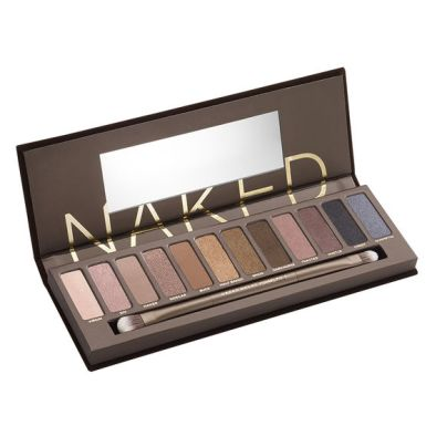 affordable cruelty free makeup urban decay naked palette