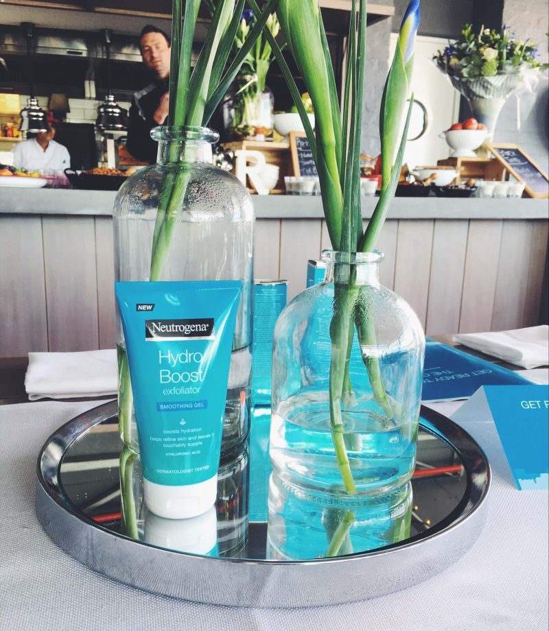 Neutrogena Hydro Boost Topknotch Blog Radisson Red Cape Town