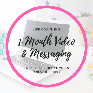 life coach video and messaging