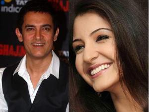 आमिर और अनुष्का
