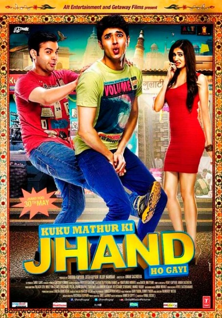 First-Look-Posters-Of-Kuku-Mathur-Ki-Jhand-Ho-Gayi-1