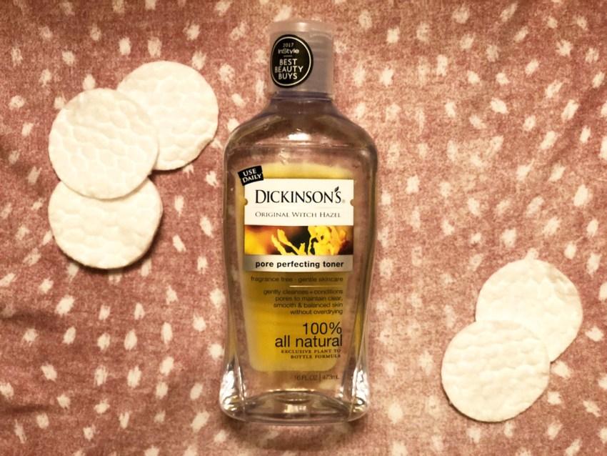 Dickinson's Toner Bottle