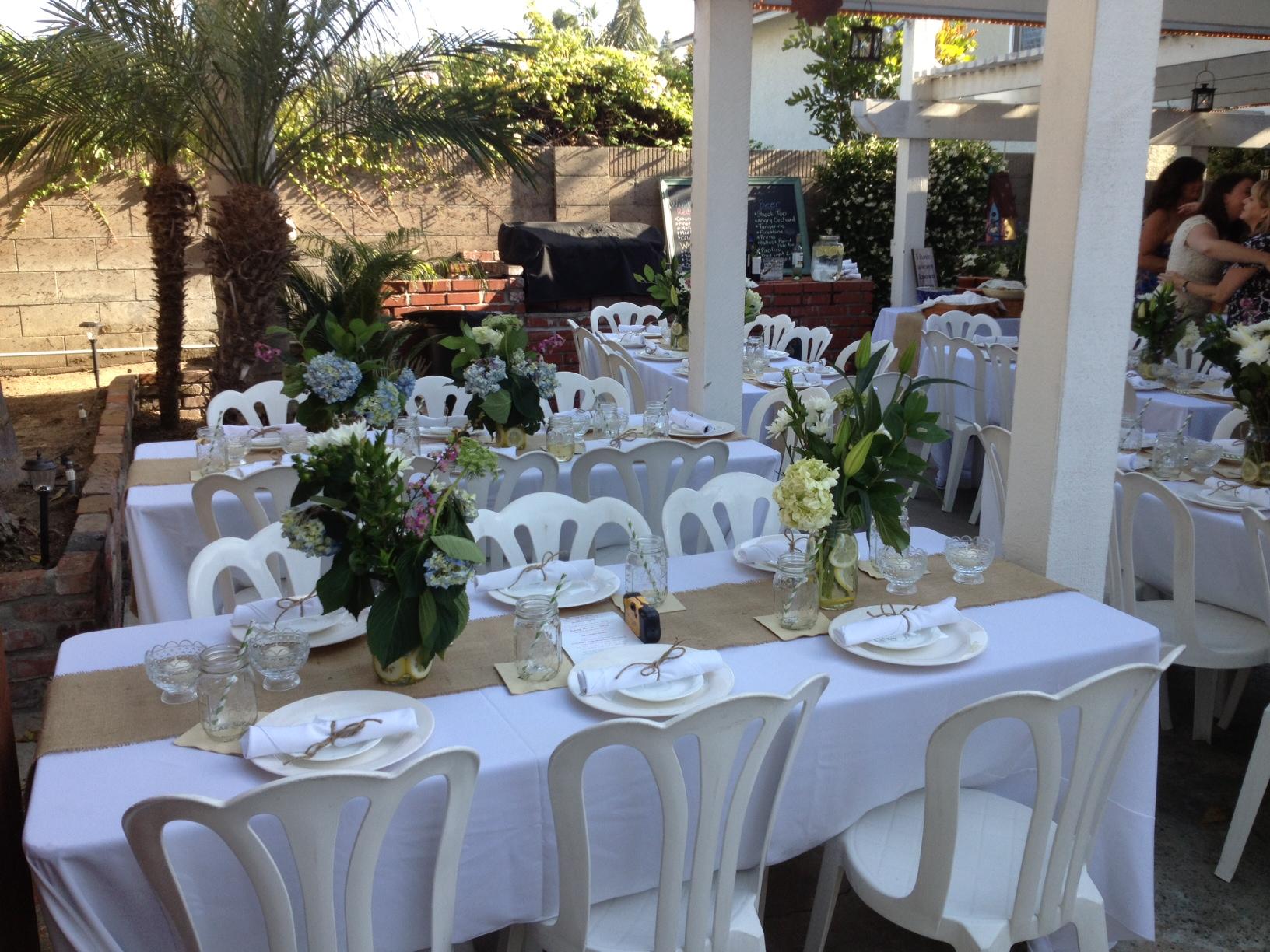 Diy Wedding Reception Centerpieces With Hydrangeas Wedding
