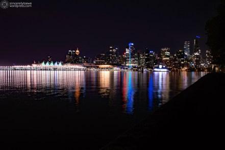 08.23.15. // Vancouver lights