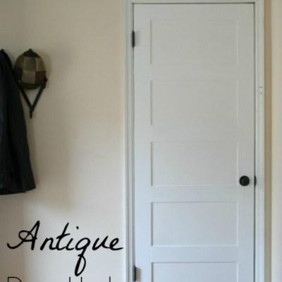 Antique Door Hack