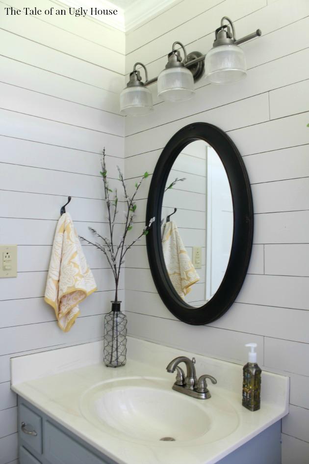 Farmhouse Bath Remodel
